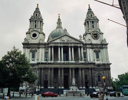 Собор Св. Павла, Лондон