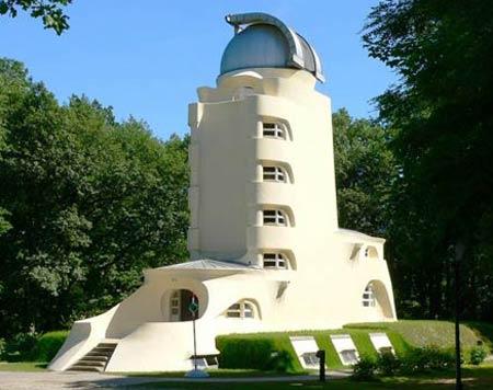 «Башня Энштейна». Архитектор Эрик Мендельсон