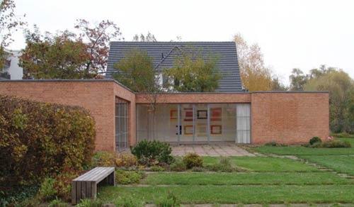 Mies Van Der Rohe. House Lemke, Berlin, 1932