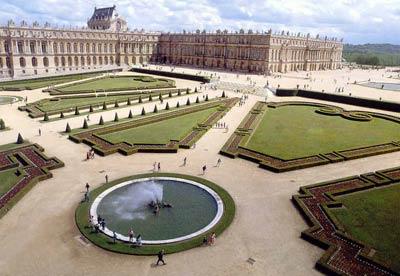 Ансамбль Версаля (Chateau de Versailles,1661-1708 гг.)