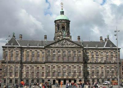 Якоб ван Кампен (Jacob van Campen) Royal Palace (Amsterdam)