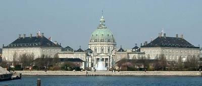 Copenhagen Opera House. Архитектор Никодемус Тессин Младший (Nicodemus Tessin Younger)