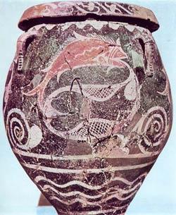 Крито-микенская керамика