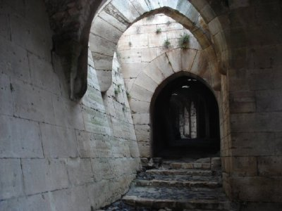 Замок Крак де Шевалье (франц. Crac des Chevaliers – «Замок рыцарей»)