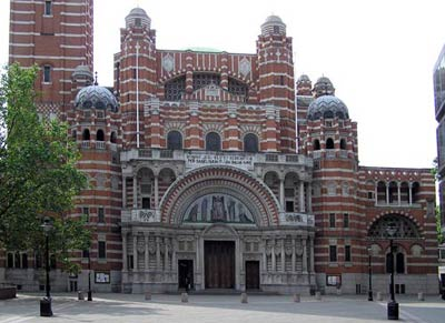 Вестминстерский собор, Лондон