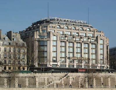 Магазин Самаритэн, Париж