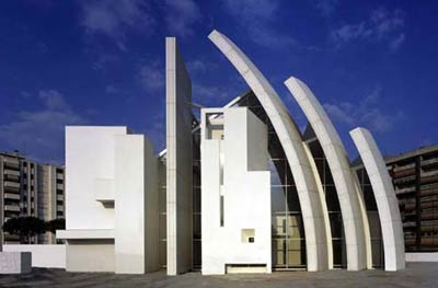 Ричард Майер. Richard Meier