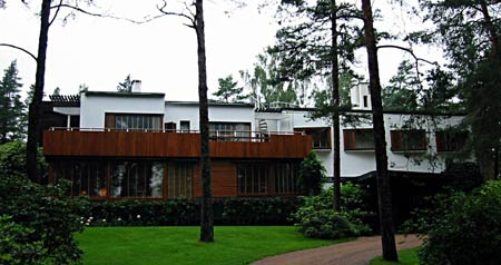Villa Mairea. Алвар Аалто (Hugo Alvar Henrik Aalto)