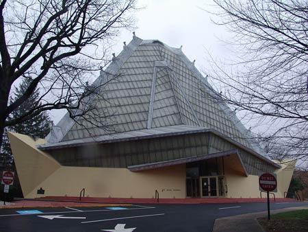 Beth Sholom Synagogue. Фрэнк Ллойд Райт (Frank Lloyd Wright)
