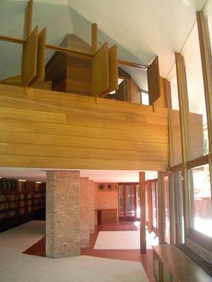 Lake Forest House. Фрэнк Ллойд Райт (Frank Lloyd Wright)