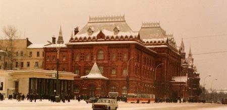 Здание Городской Думы (он же музей Ленина)