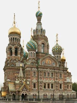Храм Воскресения Христова на Крови, Петербург