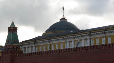 Сенат в Московском Кремле Архитектор М.Ф. Казаков
