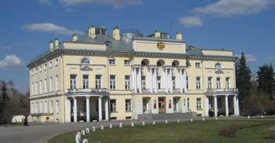 Дворец Г.А.Демидова. Ж.Б.Валлен-Деламонт. А.Ф.Кокоринов.