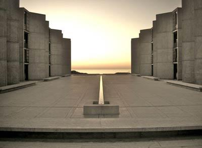 Луис Кан (Louis Kahn) Salk Institute