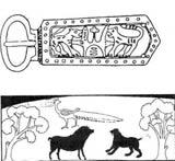 Североиранская геральдическая символика