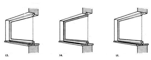 Окна. Размещение окон. Строительное проектирование. Нойферт