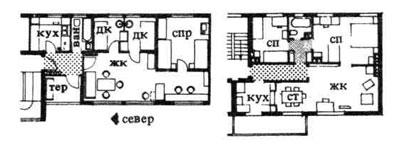 Особые формы многократных домов. Строительное проектирование. Нойферт