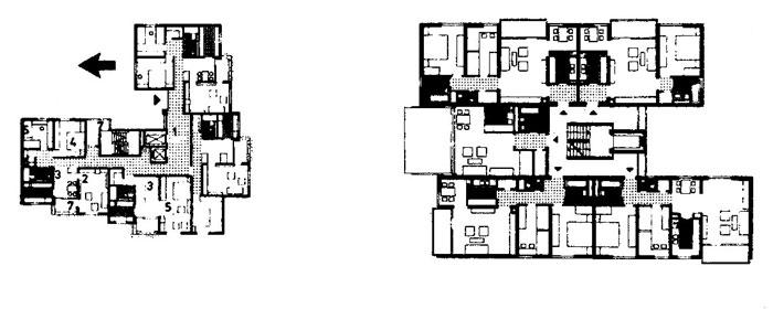 Высотные жилые дома. Строительное проектирование. Нойферт