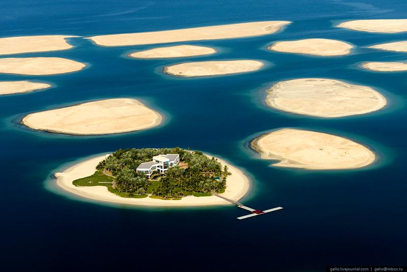 Искусственный архипелаг «Мир»