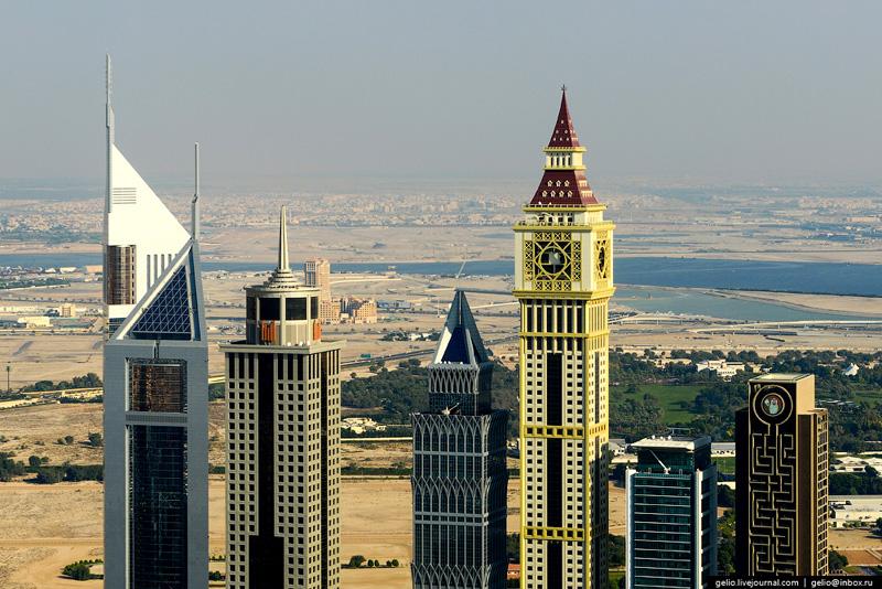 Big Ben Дубай