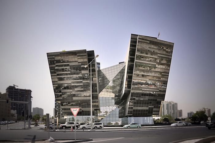 Al Hitmi office building