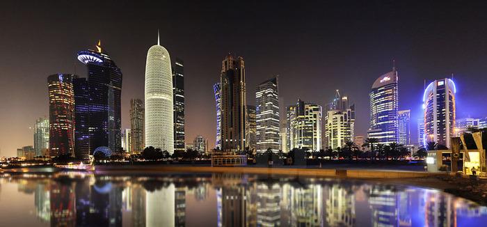 ТОП 10: архитектурные символы Катара