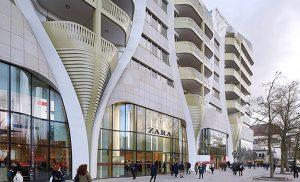 Многофункциональный комплекс в Брюсселе