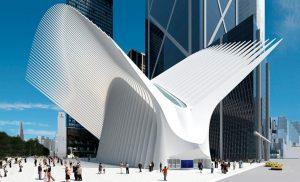 Транспортный узел в Нью-Йорке