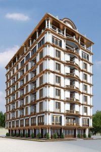 Архитектура в Узбекистане SDS PROEKT