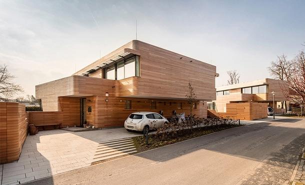 Энергоэффективный жилой комплекс