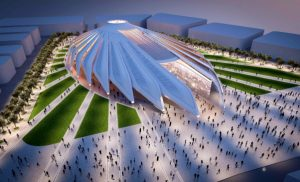 Павильон для Expo-2020 в Дубае