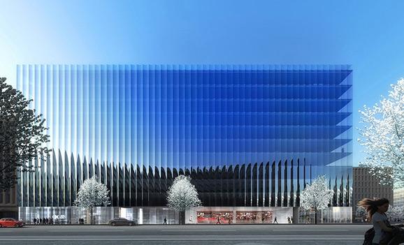 Офисное здание в Вашингтоне