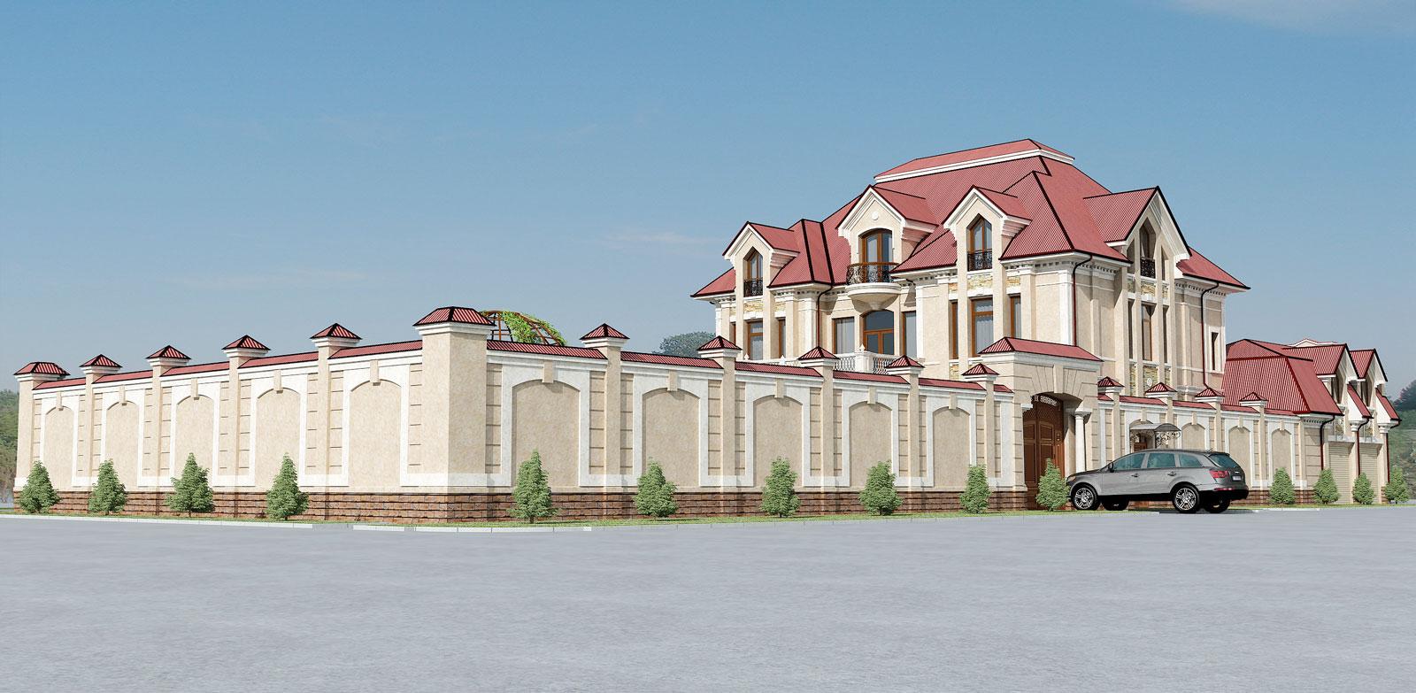 Элитная частная резиденция в Ташкенте