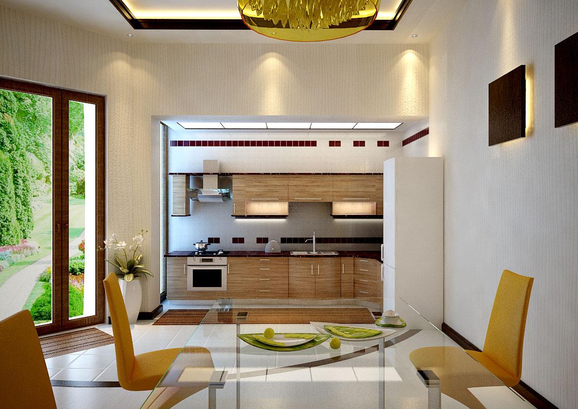 Дизайн кухня в Ташкенте