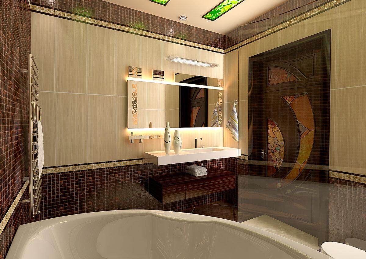 Дизайн ванных комнат в Ташкенте