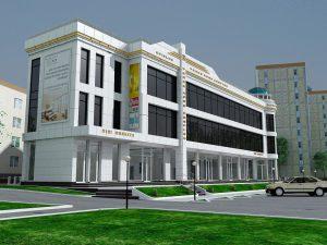 Офис и бизнес центр в Ташкенте
