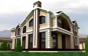 Дачный дом в Хужакенте