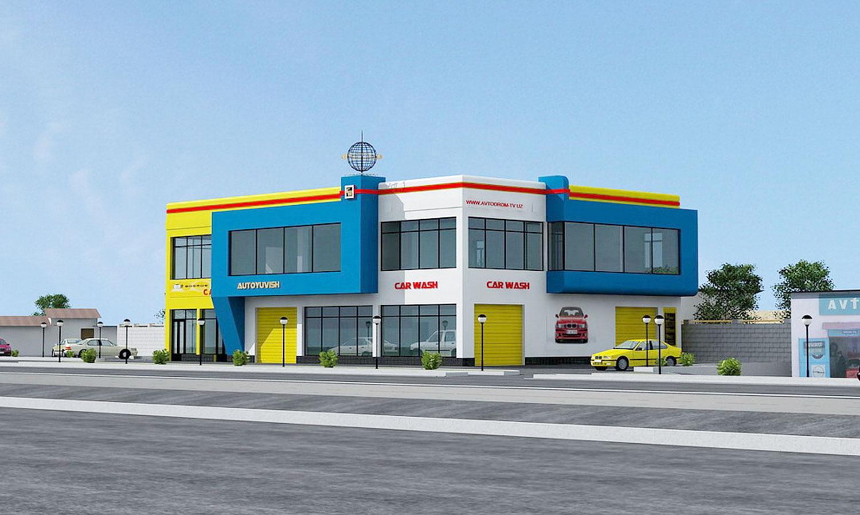Проектирование и строительство автомоек в Ташкенте