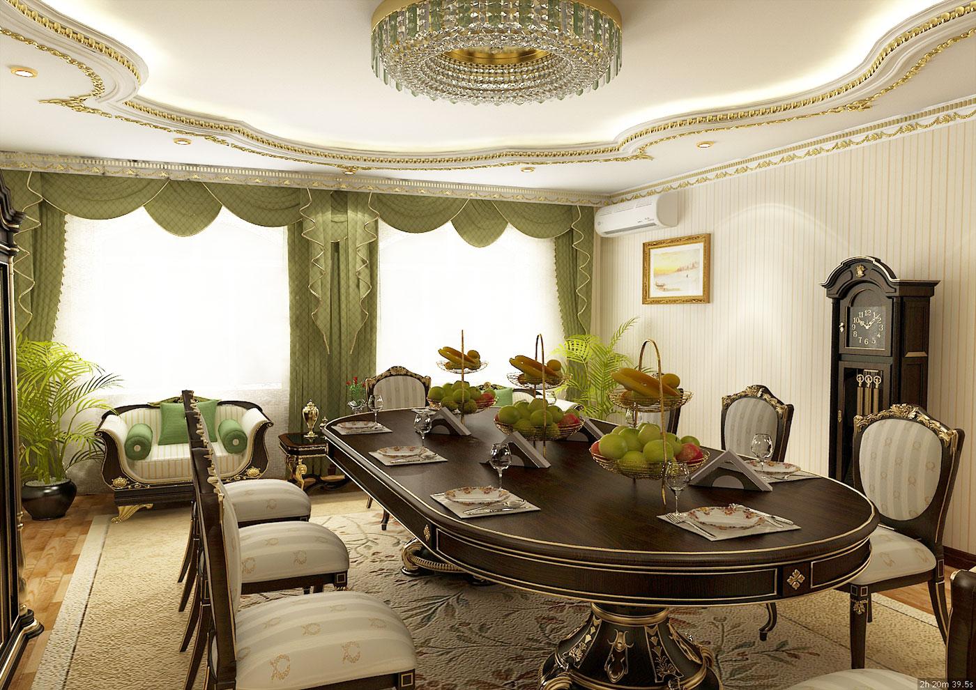 Элегантный дизайн гостиной – фото