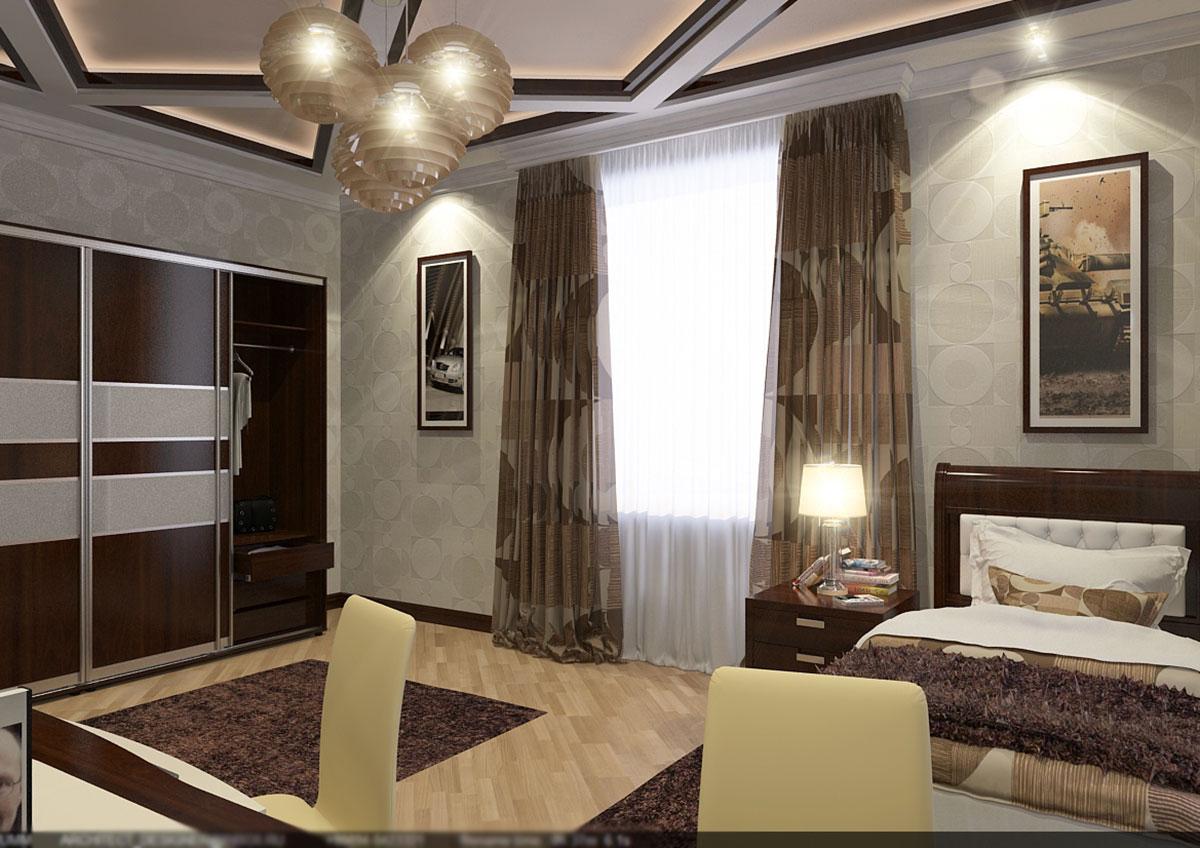 Дизайн интерьера в классическом стиле - дизайн детской комнаты