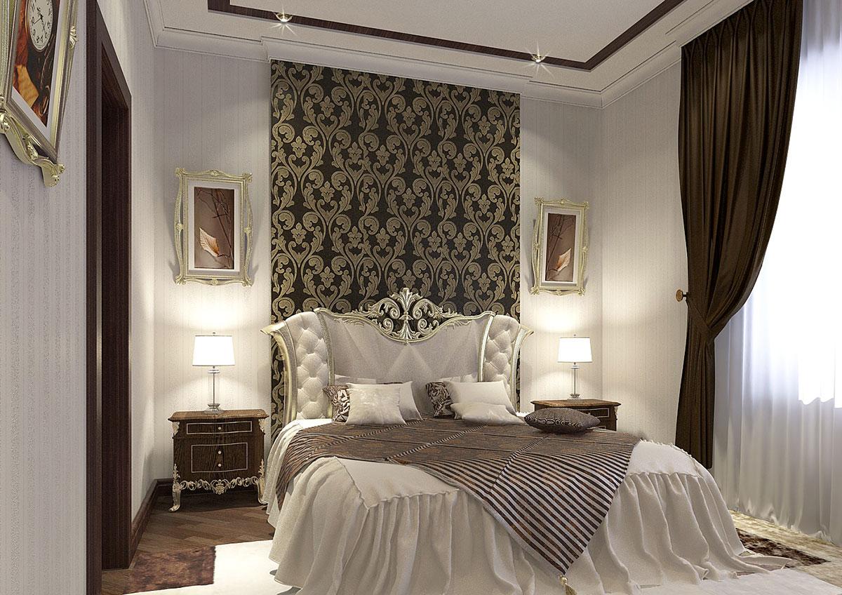 дизайн спальни в Ташкенте