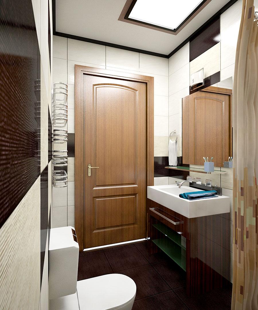 Интерьер частного дома в Ташкенте – дизайн ванных комнат