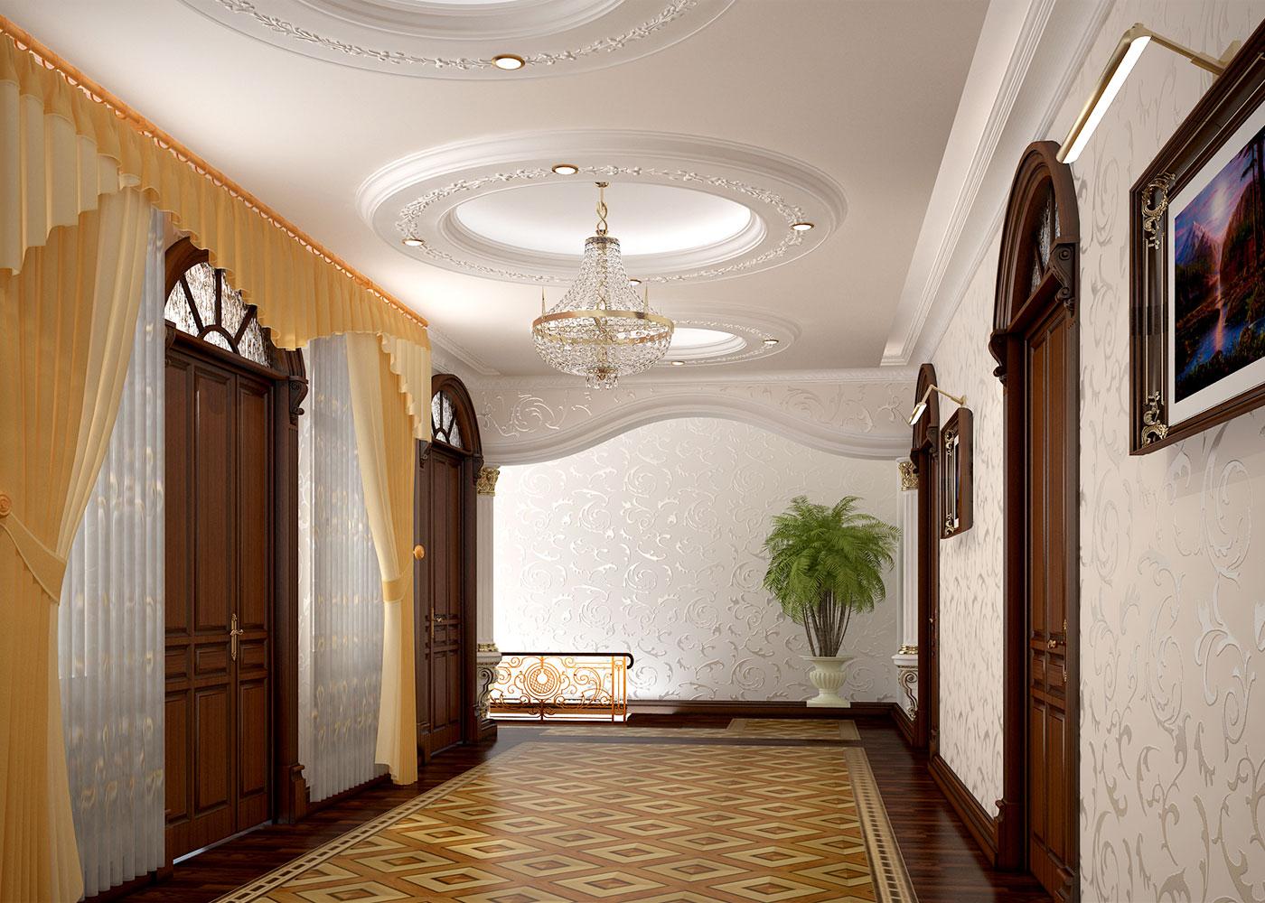 Интерьер частного дома в Ташкенте