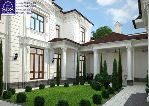 Двухэтажный дом в Юнусабаде