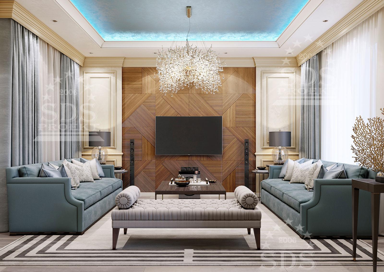 Дизайн интерьера в Ташкенте