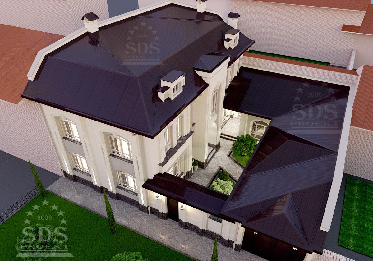 Частный дом в Юнусабаде