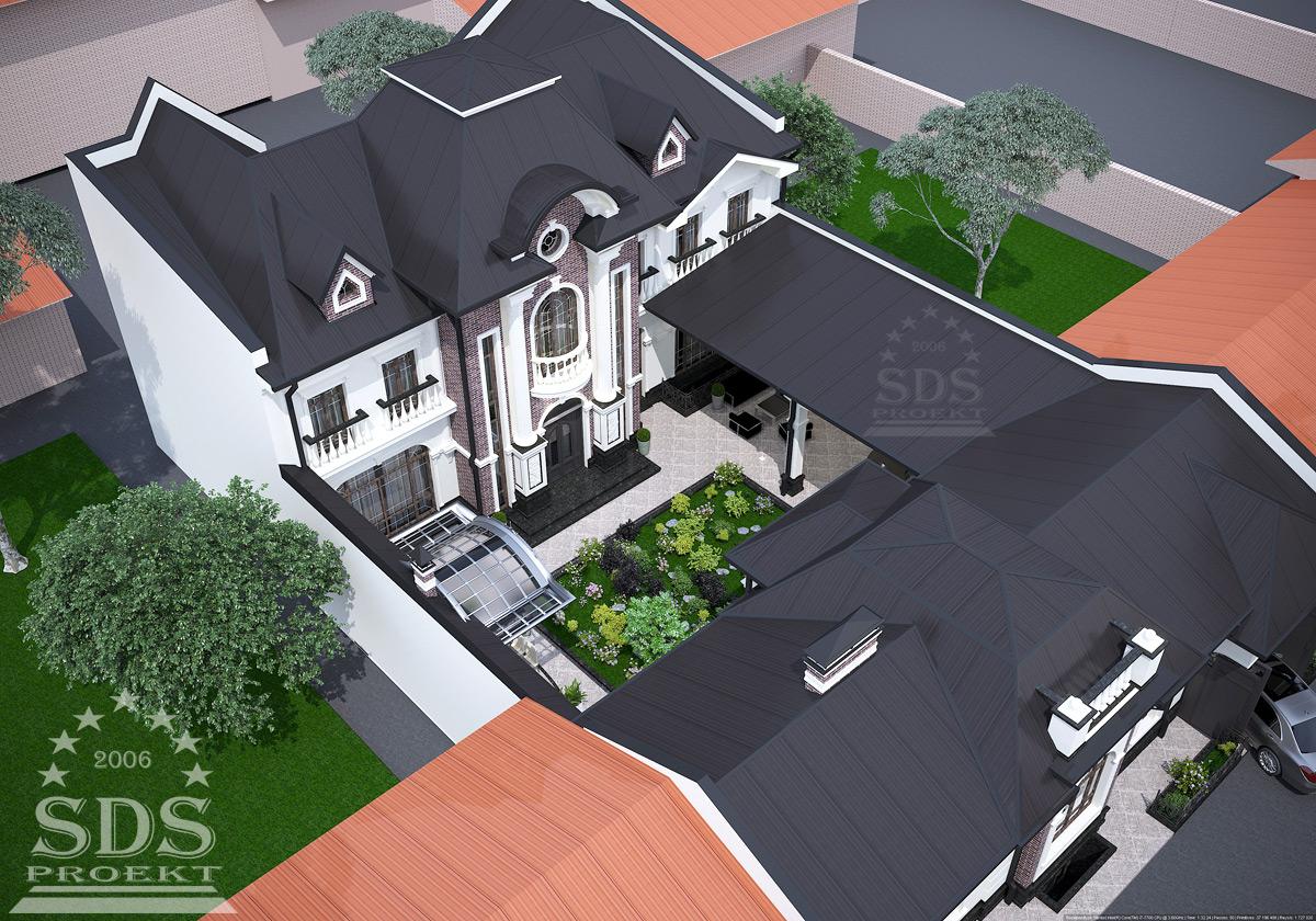 Белей дом в Алмазаре