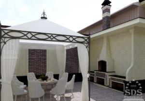 Мраморный дом в Чиланзаре