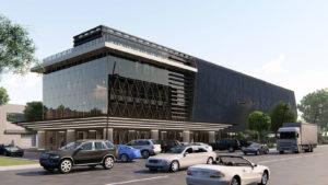 Проект многопрофильного медицинского центра